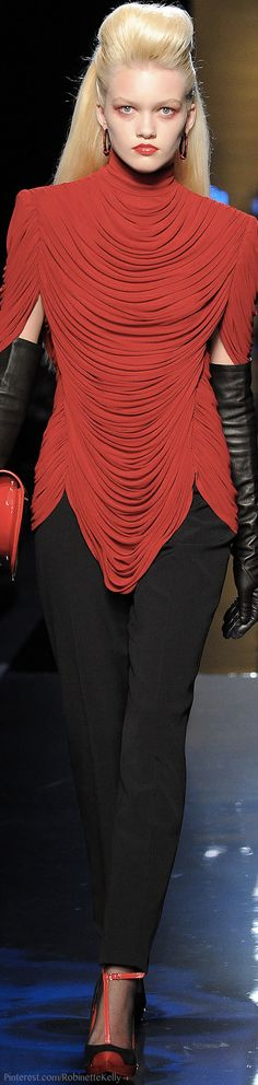 Jean Paul Gaultier Haute Couture | F/W 2014-2015 | The House of Beccaria#