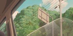 Discover & share this Studio Ghibli GIF with everyone you know. Anim Gif, Gif Animé, Animated Gif, Aesthetic Gif, Aesthetic Pictures, Aesthetic Wallpapers, Gifs, Japon Illustration, Digital Illustration