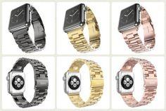 hoco-stainless-steel-apple-watch-band - Best Third Party Stainless Steel Apple Watch Band … … See more at Bestapplewatchcase.com … … #applewatch #iwatch #applewatchband #apple #watch #wearable #watchbands