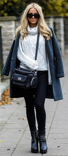 Stay Cool For This Winter Style Inspirations