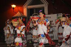 baile tipico de las Mestizas