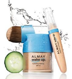ALMAY - Makeup. No animal testing. Ingredients not listed on website. May contain animal products.