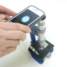 Microscope photography