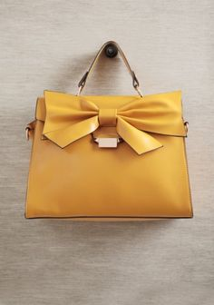 Bow Structured Purse, love this but different color