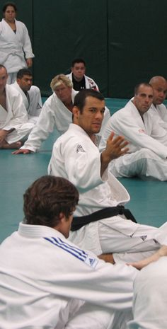 Ryron Gracie - One of the creators of Bullyproof, an amazing system for kids!