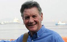 Michael Palin: Around the World in 20 Years Around The World In 80 Days, Around The Worlds, Michael Palin, Monty Python, Funny Messages, British Actors, World Traveler, 20 Years, Comedians