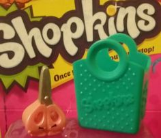 Moose Shopkins Season 3 Snippy Special Edition Polished Pearl 3-122