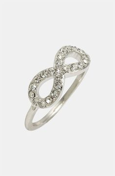 Ariella Collection Pavé Ring available at #Nordstrom