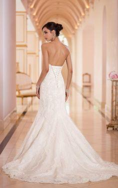 49f2344dee7b3 5840 Sexy Wedding Dresses by Stella York| Available at Christy's Bon Bon  Belle in Burlington
