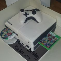 Image Result For White Xbox 1 Cake
