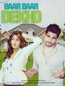 Movie Download Free Full HD: Baar Baar Dekho Movie Free Download