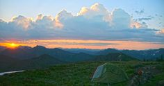Atop Devil's Dome in Pasayten Wilderness (WA)