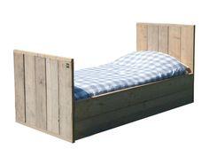 Steigerhout Bed | Bed van steigerhout | DutchWood|