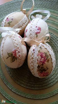 Rózsika, Dekoráció, Húsvéti apróságok, Ünnepi dekoráció, Meska