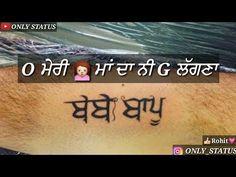 8 Best mm images in 2018   Punjabi status, Falling in love
