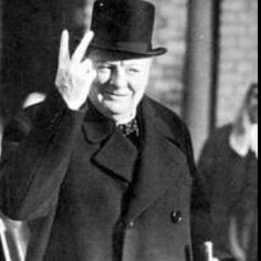 """""""Courage is what it takes to stand up and speak. Courage is also what it takes to sit down and listen."""" - Winston Churchill"""