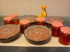 Marmelada e geleia de marmelo