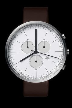 Uniform Wares Minimalist 300 Series Watches