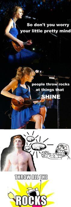 Throw all The Rocks... LoL