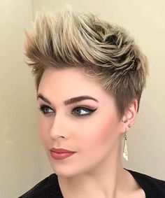 Hairstyles - 12 Of The Sophisticated Short Pixie Hairstyles for...