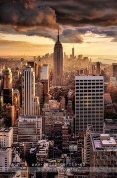 "Photograph ""Empire State Building"" by Jesús M. García © on 500px"