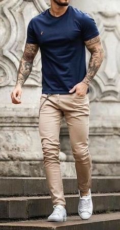 Summer Outfits Men, Stylish Mens Outfits, Casual Outfits, Men Casual, Stylish Man, Casual Menswear, Summer Men, Fashion Menswear, Men Summer Fashion