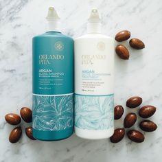 Orlando Pita Argan Gloss Shampoo and Conditioner