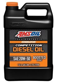 Amsoil Dominator 20w 50 Competition Diesel Oil Specifically