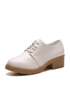 Lechgo Women's Fashion Autumn Pointed Toe Lace-Up High Heel Shoes YY066 (Beige) - Intl | Price: ฿1,086.00 | Brand: Unbranded/Generic | From: Top Seller Shoes - รวมรองเท้าแฟชั่น รองเท้าผู้ชาย รองเท้าผู้หญิง ราคาพิเศษ | See info: http://www.topsellershoes.com/product/53495/lechgo-womens-fashion-autumn-pointed-toe-lace-up-high-heel-shoes-yy066-beige-intl