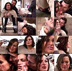 The most intense episode in SVU history.