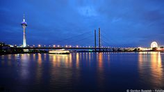 This is where I was born, Duesseldorf :)