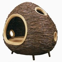 ellergy: BARKCHITECTURE: 15 Unique Dog Homes and Beds