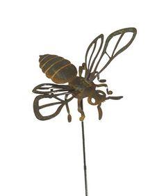 Bee Garden Stake