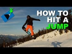 How to JUMP - Snowboard Tricks Series Fion, I really ought to read this this time (english grammar is odd) Snowboarding Photography, Snowboarding Tips, Snowboard Equipment, Ski And Snowboard, Snow Skiing, My Escape, Training Plan, Adventure Is Out There, Sports