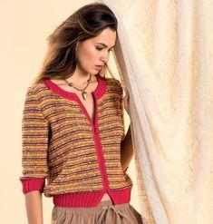 Afbeeldingsresultaat voor chanel jasje breien