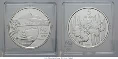 RITTER Brasilien, 5 Reals 2015, Olympische Spiele Rio de Janeiro 2016, PP #coins #numismatics