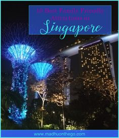 10 BestFamily friendly attraction in Singapore. Singapore City, Singapore Travel, Travel Goals, Fun Travel, Travel Hacks, Travel Ideas, Family Adventure, Adventure Travel, International Travel Checklist