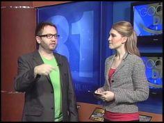 Matt McKee interview on TV