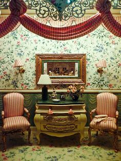 miniature world in the miniature room (2) by Shenghung Lin, via Flickr