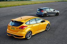 Opgefriste Ford Focus ST nu ook als diesel