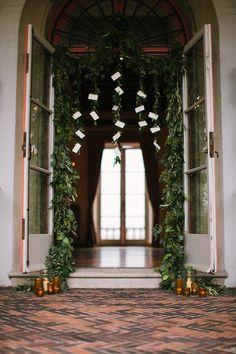 Elegant Dusk Wedding Ideas | captured by M Three Studio {@m three studio}  Read more - http://www.stylemepretty.com/little-black-book-blog/2014/03/24/elegant-dusk-wedding-ideas/