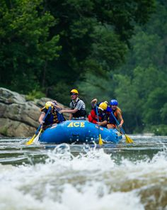 The cold weather's not here yet...get out there and experience amazing whitewater while you still can!