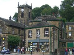 Holmfirth ~ Last of the Summer Wine Beautiful Places To Visit, Great Places, Places To See, Villages In Uk, Last Of Summer Wine, Huddersfield Town, British Humor, Exotic Beaches, Yorkshire England