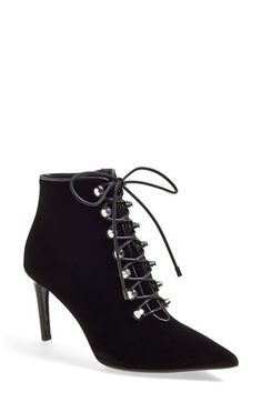 Balenciaga Pointy Toe Bootie (Women) available at #Nordstrom