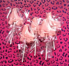 Roller Skating Party Favors...Girls & Boys  Choose your color chocolate