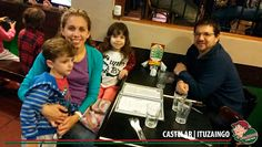 Sábado por la noche muchas familias nos visitaron en la previa al Día de la Madre!!! Gracias por elegirnos !!!