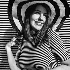 Op Art, Fascinator, Stripes, Model, Beautiful, Instagram, Fashion, Headpiece, Moda