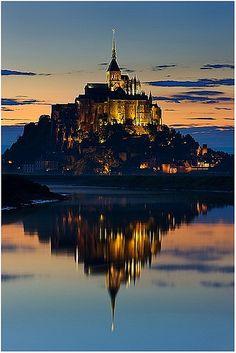Mont Saint Michel, France | by Adolfita
