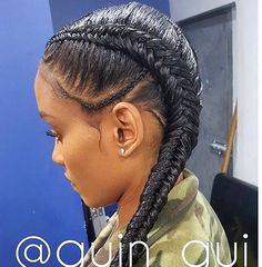 Cornrows Hairstyle 30