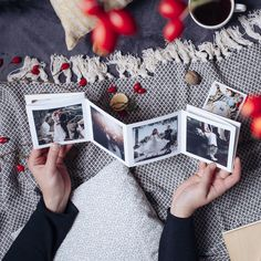 jak uchovat fotografie za svatebního dne ❤️ Polaroid Film